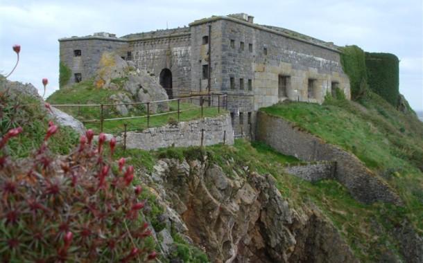 St Catherine's Island featured in Sherlock series finale