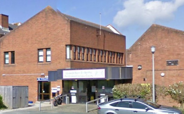Haverfordwest: Noise lands mother in court