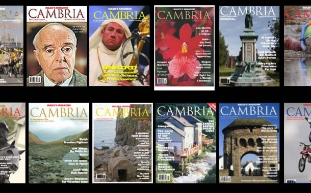 Newspaper group takes a stake in Cambria Magazine