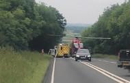 Calls for A40 improvements following smash