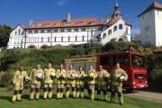 Caldey Island welcomes new volunteers