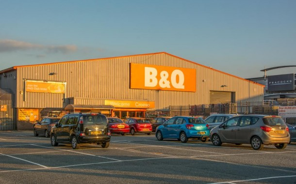 West Wales B&Q stores are set to close