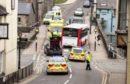 Pembroke: Bus driver hit and killed woman 'he failed to see'