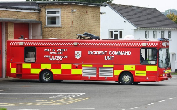 Milford Haven: Emergency services in South Hook LNG exercise
