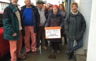 Haverfordwest: Tax credit campaigners left in the cold