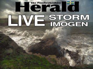 Pembrokeshire: Latest weather situation report