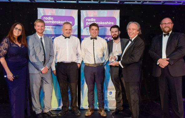 Genpower clean house at the 2016 business awards