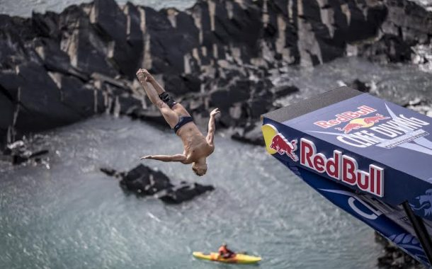 60 Red Bull Cliff Diving Tickets Still Available