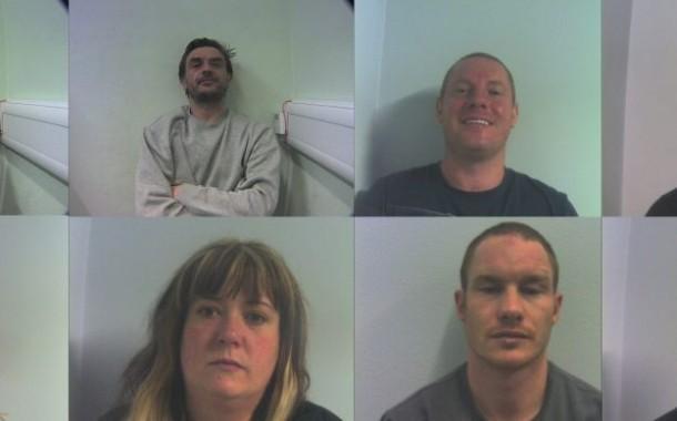 Operation Phobos: More drug dealers sentenced at Swansea Crown Court