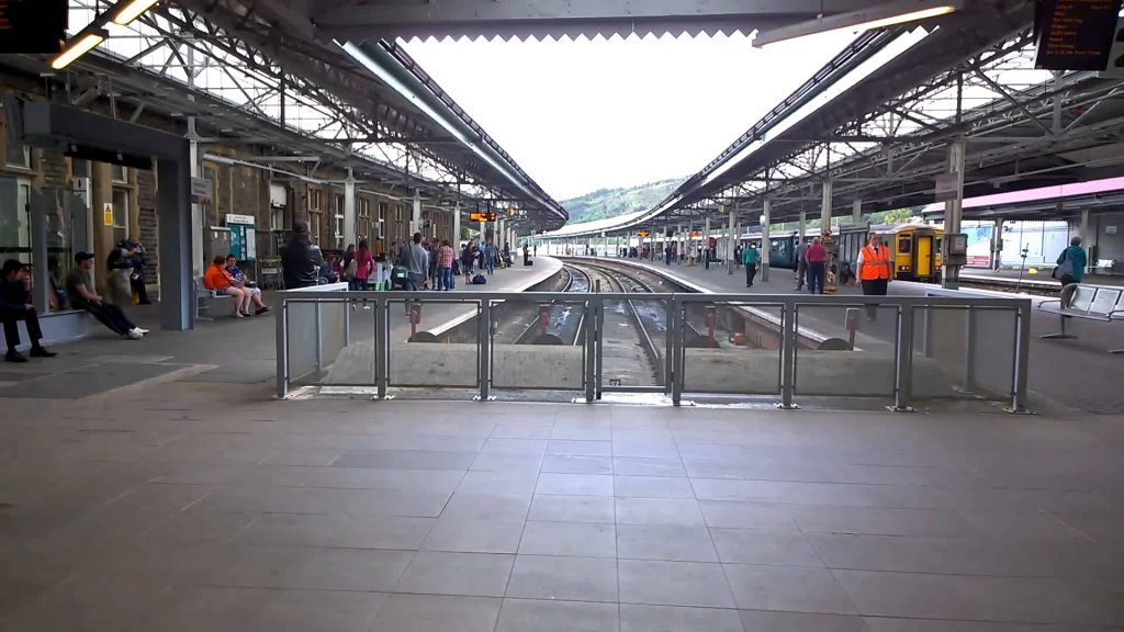 Swansea train station closed this weekend